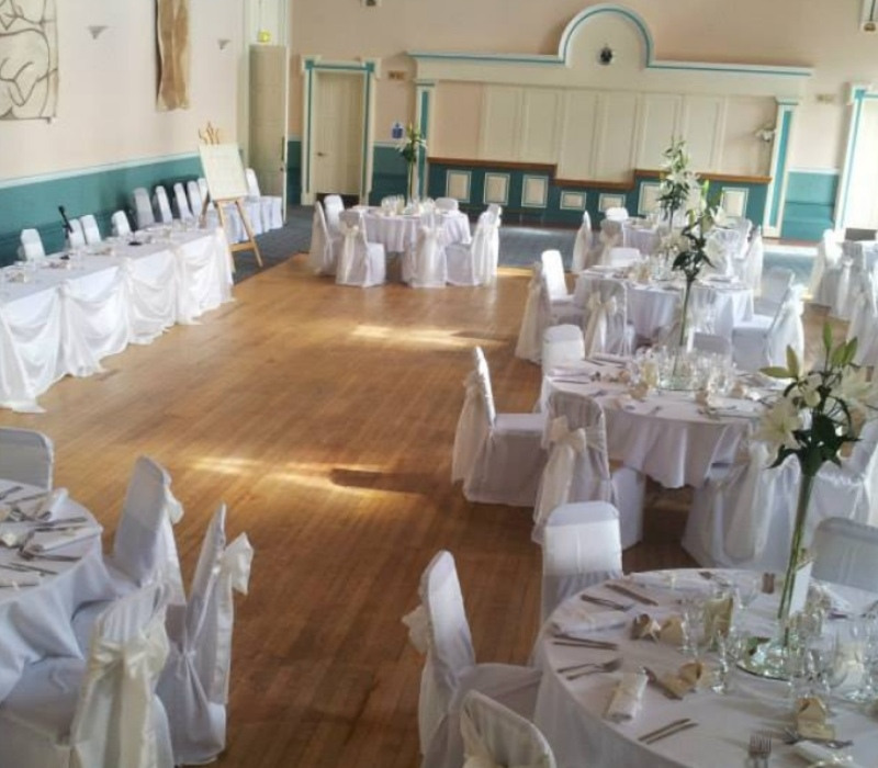 Weddings at Louth Town Hall